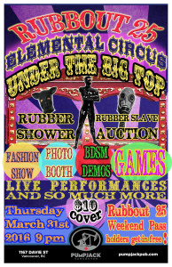 RUBBOUT CIRCUS